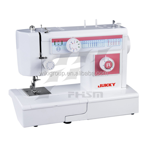 2010 multi-function domestic led light used zig zag manual mini sewing machine price