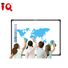 Multi Writing Finger Touch Interactive Whiteboard Smart TV Prices