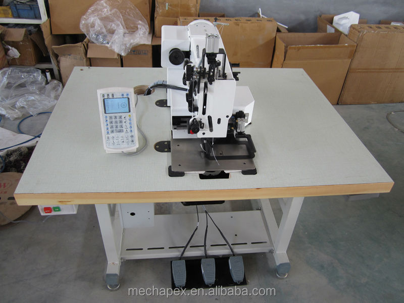 Keestar HCP1202 extra heavy duty computer harness sewing machine