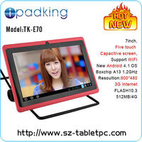 7 Inch Zpad Tablet PC