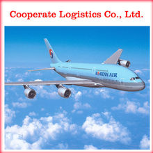 Urgent air shipping from China to Alaska