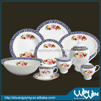 porcelain dinnerware wwd-130017
