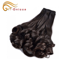 Dropship 100% temple indian virgin remy deep curly hair