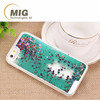Liquid flow Quicksand star style phone case For lg g4 Mobile phone case For LG G3