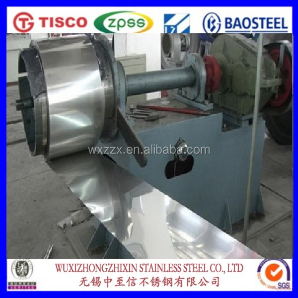 Mill Test Certificate 316 stainless steel coil
