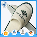 China Hotel supply Cheap indoor hotel guest spa slippers