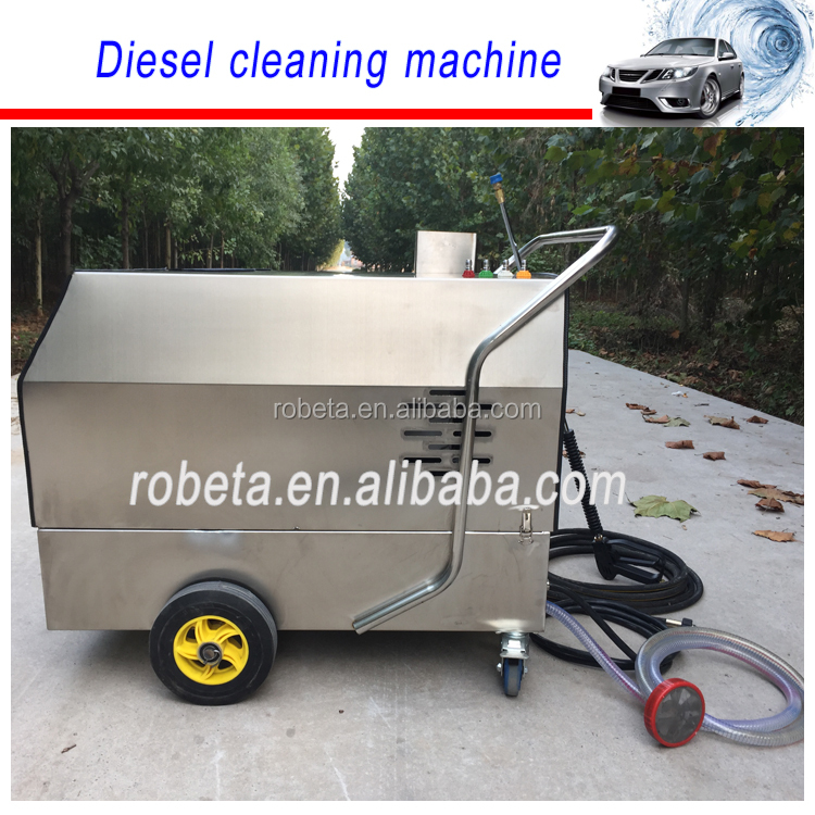 mobile pressure steam car wash system/portable car power washer