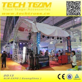SLM EXPO2013 Guangzhou ground support truss system