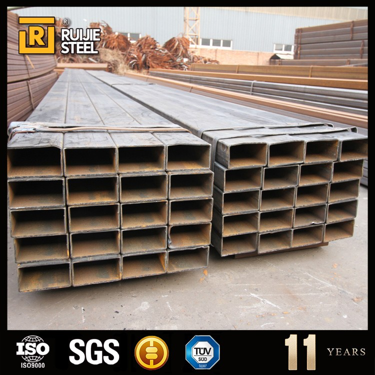 seamless rectangular hollow sections,tubo de acero inoxidable,schedule 40 rectangular steel pipe