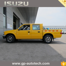 China Wholesale Diesel truck pickup DOUBLE CAB PICKUP
