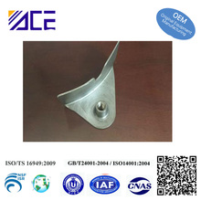 auto part fabrication fan parts stamping part custom metal sheet