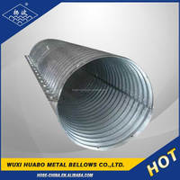 Yangbo large diameter corrugated drainage pipe