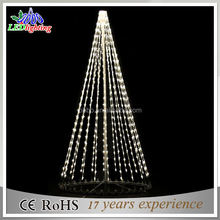 New style high quality evergreen artificial Christmas tree for outdoor with factory price