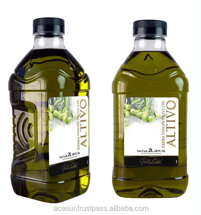 Altivo pet 2L Extra Virgin Olive Oil Andalusia