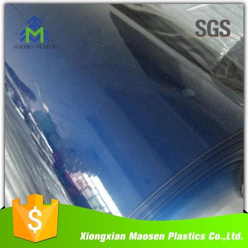 China Manufacture 1mm Clear Pvc Plastic Film