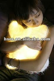 led light pillow for party