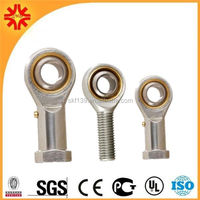 Ball joint Rod end bearing with Locking Slot and Nut POS28HD