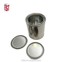 1-5L Gallons Paint Oil Round Tin Can Making Machine