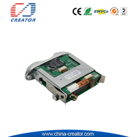 smart card reader for parking equipment access control application