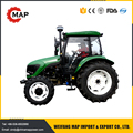 100hp 4wd farm tractor with attachments