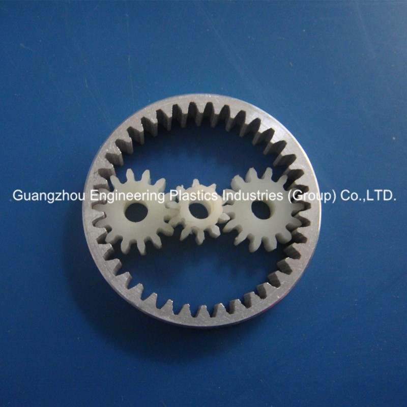 Factory price plastic injected moulding plastic internal gear pom internal ring gear