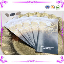 custom high quality best price a3 a4 a5 brochure & booklet & flyer & catalog printing in china