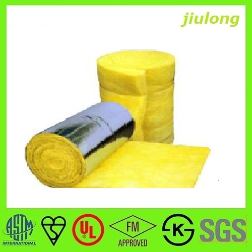 Soundproof Insulation Glass Wool for Building Material
