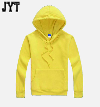 JYT Plain 51.5% Cotton 48.5% Polyester with fleece Fabric Jumpers, Youth Pullover Hoodies