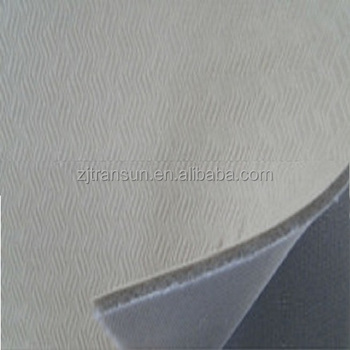 laminated sponge with knitted fabric