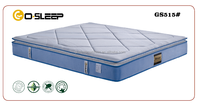 Best-selling memory foam royal mattress from GANE Furniture GS515#