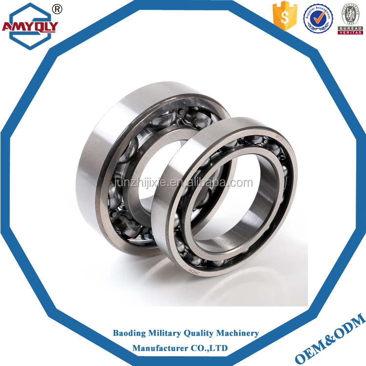 Competitive price EMQ 6003 2RS ZZ deep groove ball bearing
