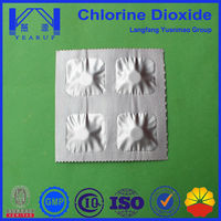 Factory Provide Best Price Chlorine Dioxide Tablets