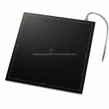 "14""x 17"" Wireless x ray detector / x-ray flat panel detector for x-ray radiography in medical diagnostic clinic"