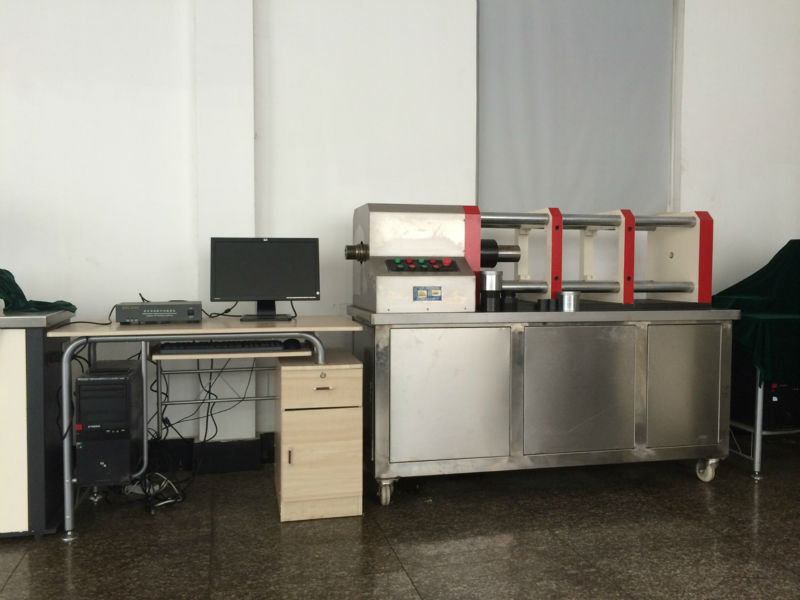 WSC-30 Strand Wire Tensile Relaxation Testing Machine