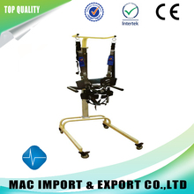 Manual Unweighing Body Weight Support Gait Training Equipment