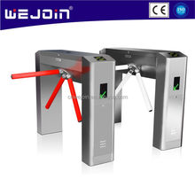 2017 Hot Sale 304 Stainless Steel Automatic Pedestrian Access Control Turnstile Tripod