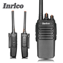 Military quality Inrico IP168S VHF UHF 3-8km 16 Channel Analogue handy long distance walkie talkie