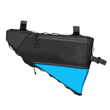 100% Waterproof Front Frame Tube Triangle Bag Bicycle Bag Bike Accessories Storage Cycling Bicicleta