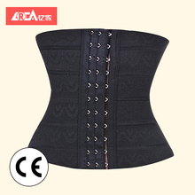 High density plus size waist training corset plus size corset tops to wear out open hot sexy corset xxl movie for medical use