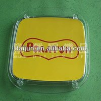 2014 hot selling plastic coin holder