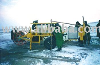 Stringing equipment of Hydraulic(Electric)Tensioner