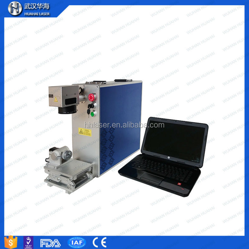 Laser Machine manufacturer Mini portable 20w 30w Raycus/IPG fiber laser machine jewelry laser marking machine