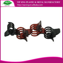 Yip Sing mini fashion popular holding hair tightly plastic hair claw clips
