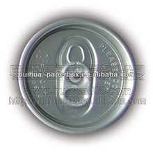 Alum. Easy Open Lid for Soda Drinks Beverage Can