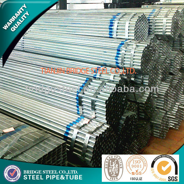 galvanized steel electrical metallic tubing for engineering and building