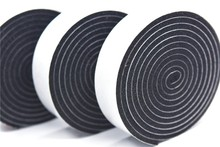 excellent 5mm thick PU foam tape cross fiber glue