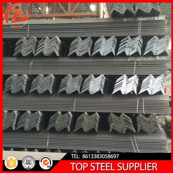 unequal angle steel bar/light steel angle with high quality China origin
