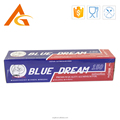 color box aluminum foil jumbo roll for food packing