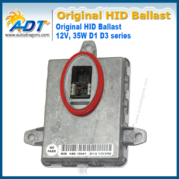 OEM!!! HID Headlights Xenon Ballast 12V35W D1 D3 130732931201 For Mercedes SL, SLK class 2013-2014