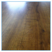 12mm House used Crystal piano feather hdf ac3 laminated flooring hot sale design